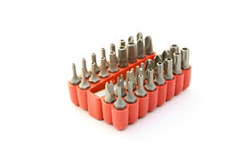 picture of honkers  - Set of bits tools for different sockets - JPG