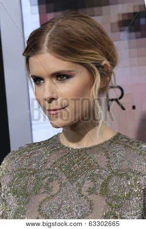 LOS ANGELES - APR 10:  Kate Mara at the