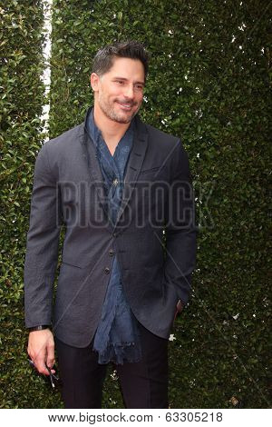 LOS ANGELES - APR 13:  Joe Manganiello at the John Varvatos 11th Annual Stuart House Benefit at  John Varvatos Boutique on April 13, 2014 in West Hollywood, CA