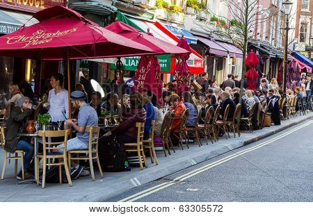 Restaurants Near St Christophers Place