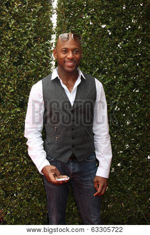 LOS ANGELES - APR 13:  Romany Malco at the John Varvatos 11th Annual Stuart House Benefit at  John Varvatos Boutique on April 13, 2014 in West Hollywood, CA