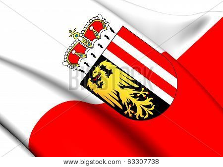 Flag Of Upper Austria
