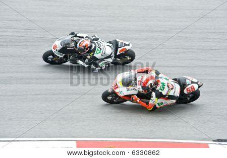 2009 MotoGP 250cc Class