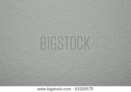 Plastered Eggshell Wall