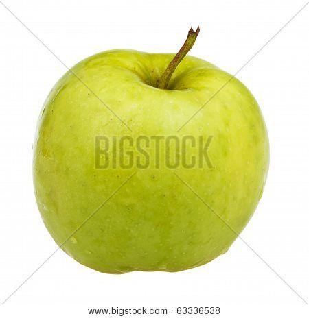 One Granny Smith Apple