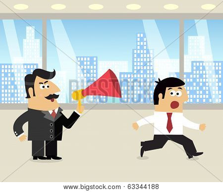 Boss Speaks