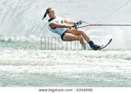 2009 World Cup Waterski - Women Slalom