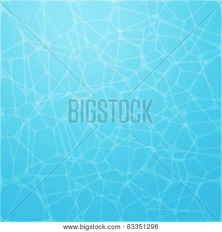 Water texture pattern background
