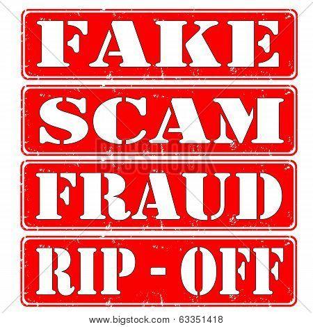 Fake,scam