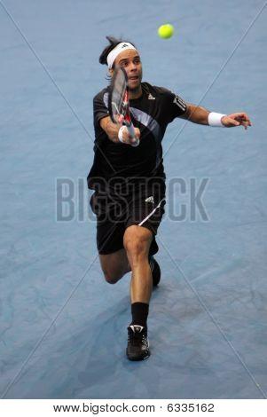Fernando Gonzalez (chi) At Bnp Masters 2009