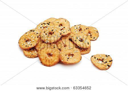 Salty Seeds Crackers