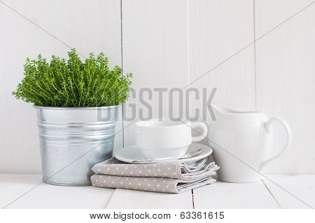 Country Kitchen Decoration