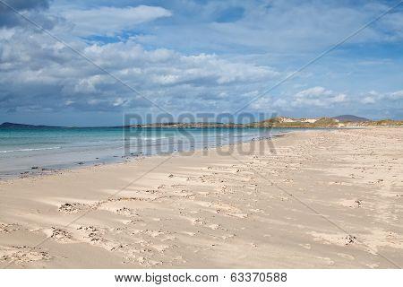 Irish Sandy Beach
