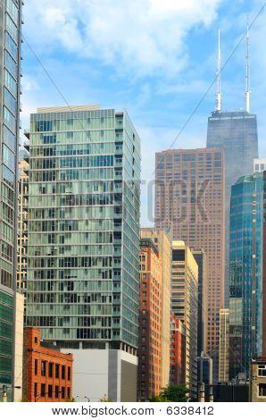Hancock Above The City
