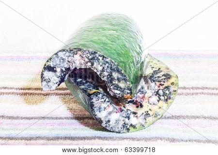 Still Life Rotten Winter Melon