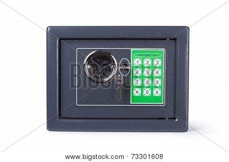 Electronic home safe.