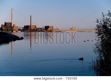 Industry Near Nature