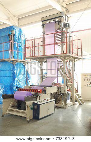 Garbage Bag Production