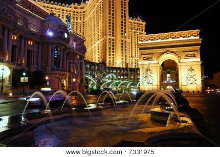 Arc De Triomphe, Paris Vegas, Las Vegas