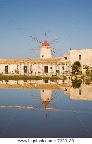 Salt Museum, Trapani, Sicily