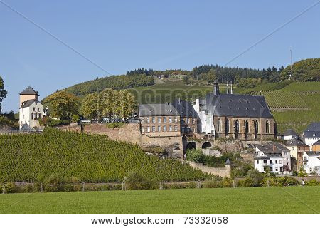 Saarburg - Saint Lawrence Church