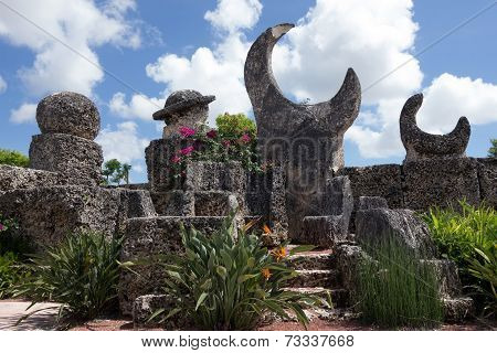 Coral Castle In Florida