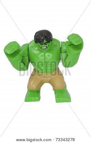Hulk Minifigure