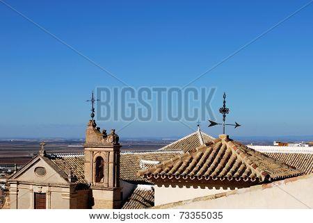 Rooftops, Osuna.