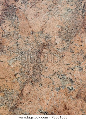 Marble With  Brown Spots