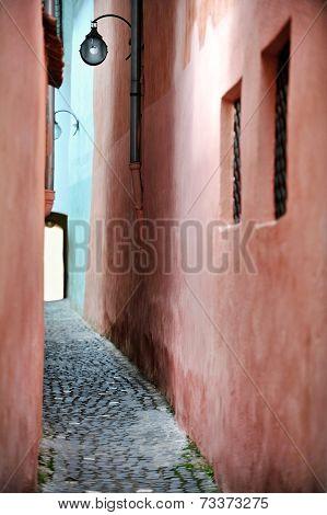 Brasov's Rope Street