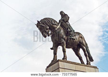 Jan Zizka Statue