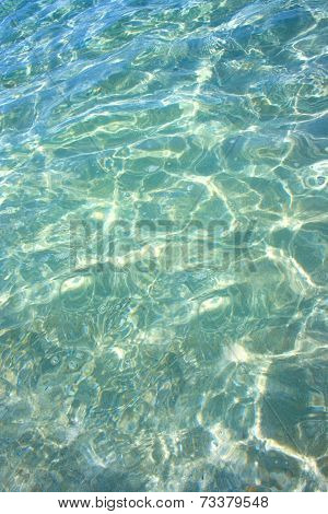 sea or ocean water background