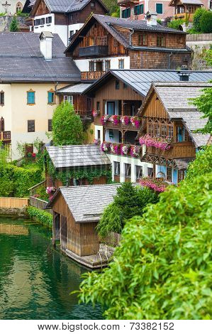Guest Houses View From Hallstatt Village