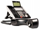 Office Digital Telephone Off-hook