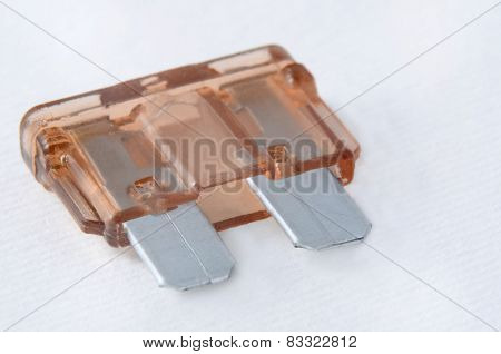 Car fuse isolated