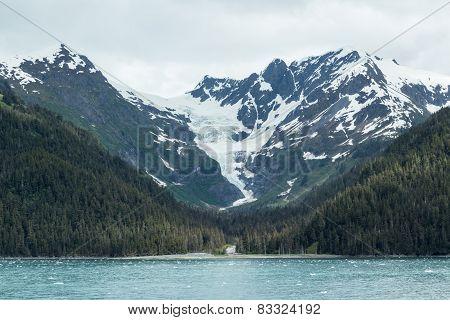 Prince William Sound's Mountains