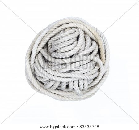 Ball Of Cotton Rope