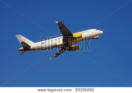 Vueling Airbus A320.