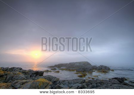 Atlantic Seascape