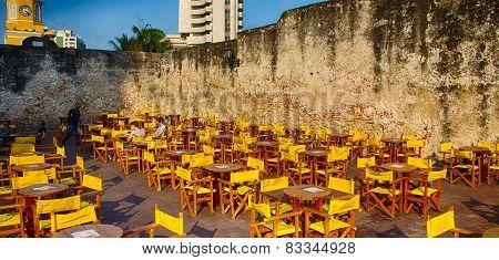 Restaurant In The Square