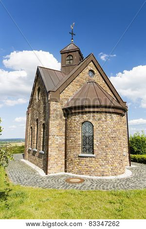 Little Chapel In The Eifel, Germany