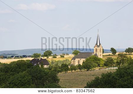 Small Eifel Village, Germany