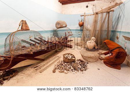 Bedouin Fishermen
