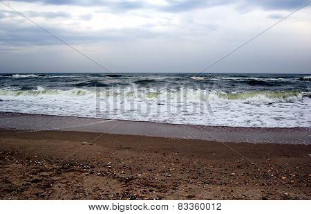 sea or ocean