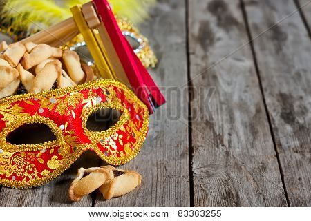 Purim Background