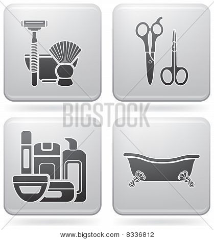 Bathroom utensils