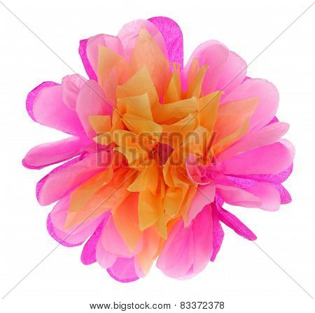 Big Paper Peony Flower
