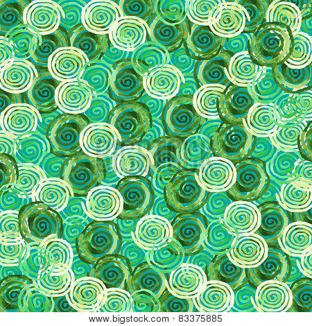 Handpaint watercolor vector background