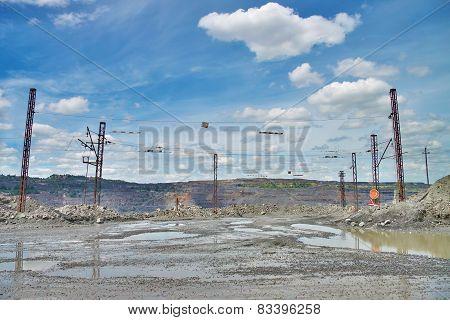 Opencast Road