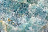 pic of feldspar  - Amazonite is a bluish - JPG